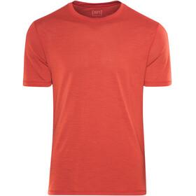super.natural Base Tee 140 - Sous-vêtement Homme - rouge